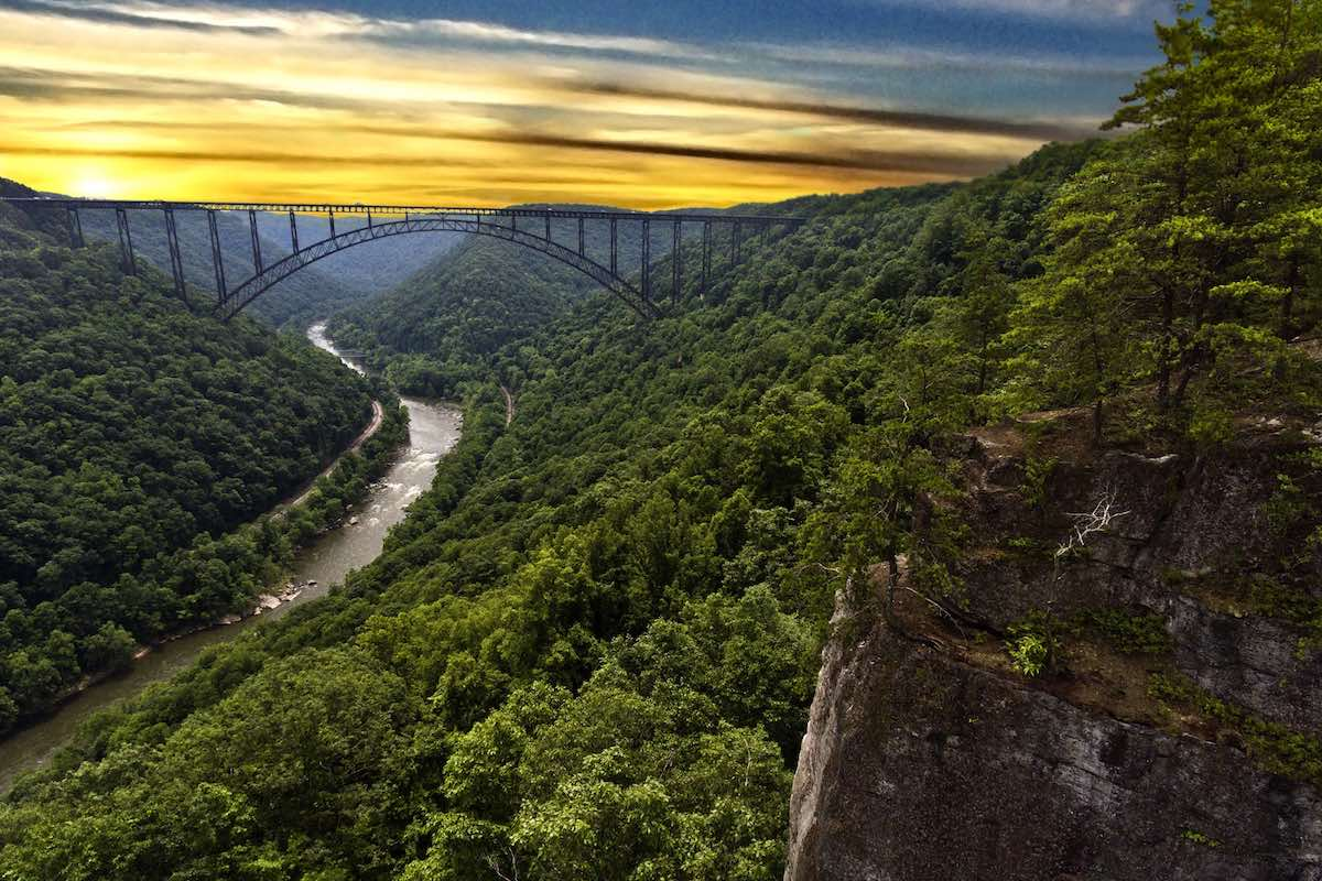 The New River Gorge Adventures On The Gorge