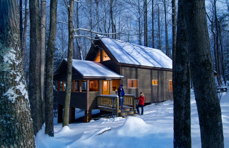 Lodging | Adventures on the Gorge