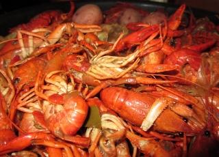 Creole-Dinner