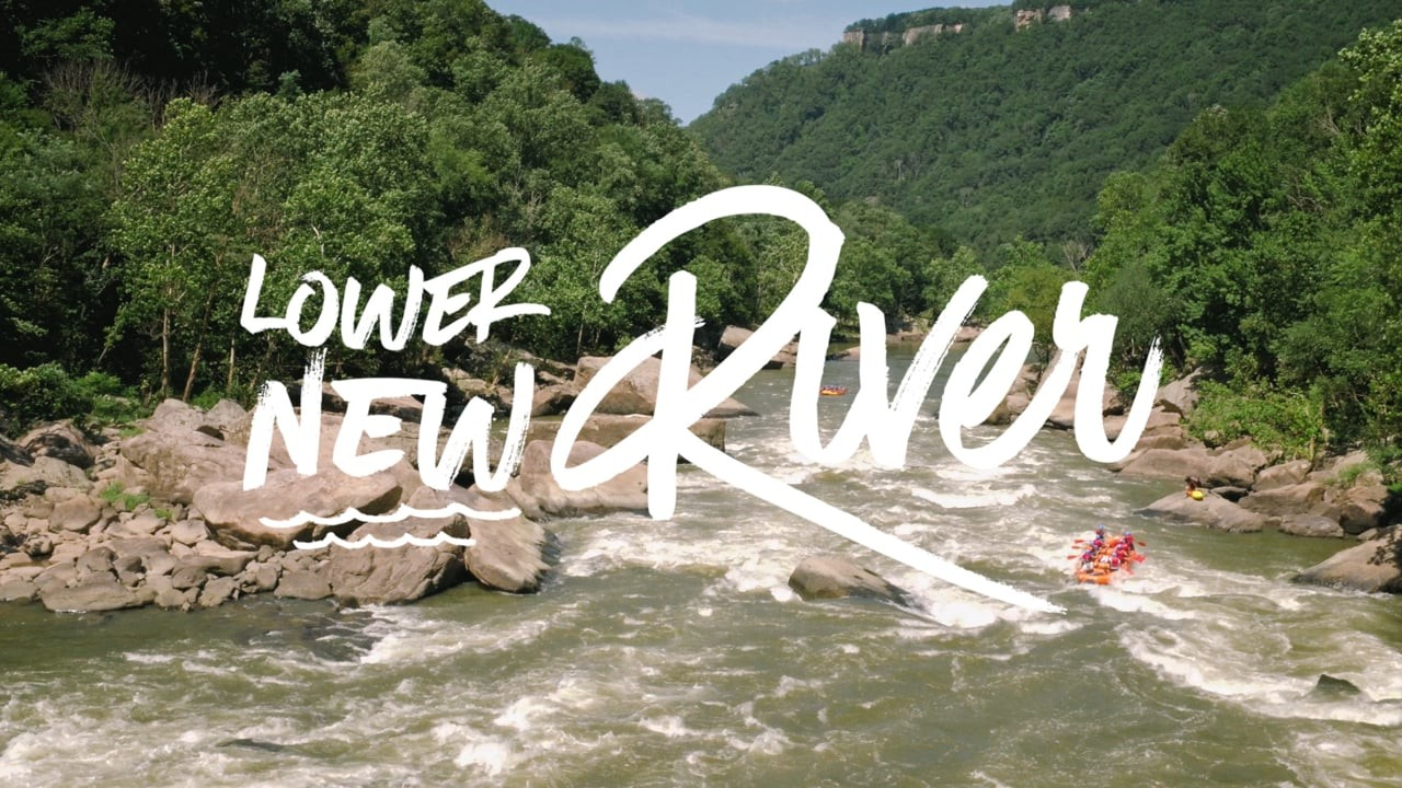 Lower New River Gorge