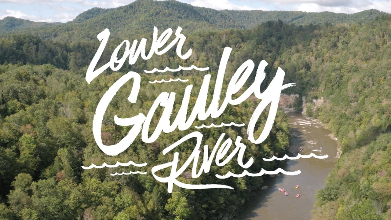 The Lower Gauley