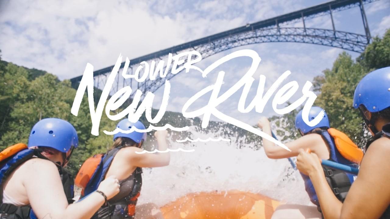 New River Rapid Run