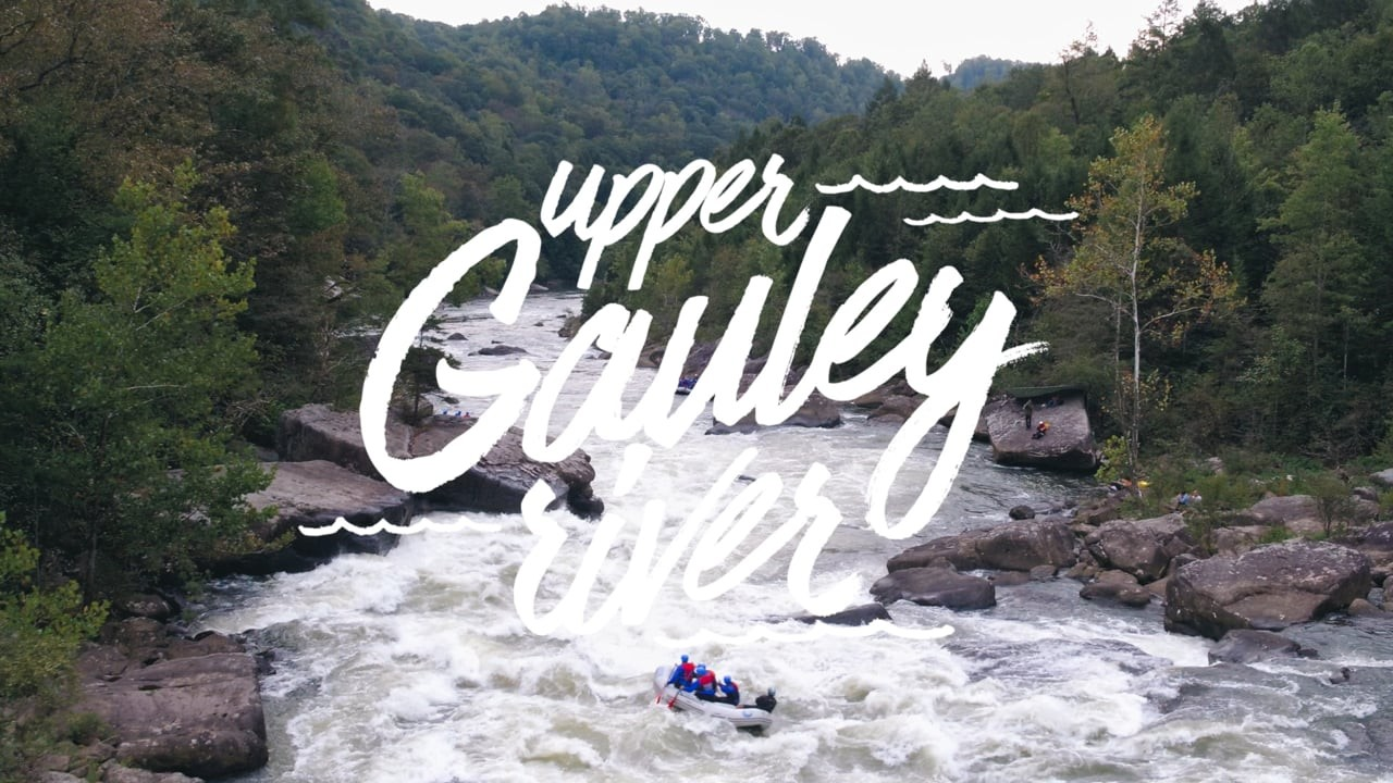The Upper Gauley