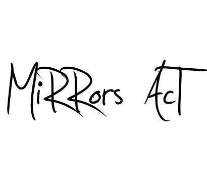 Logo mirrorsact hochaufloesend