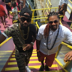 Lyrikal @ Highnoon Boat Ride, Toronto, Caribana 2015
