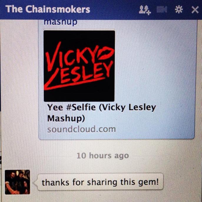 Vicky Lesley