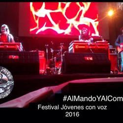 Festival Jóvenes con voz 2016