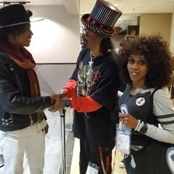 MDK & BOOTSY COLLINS AND MRS. COLLINS