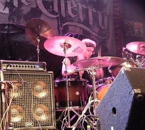 With MainLine opening for Black Stone Cherry @ Mojoes, Joliet, IL on August 9, 2012