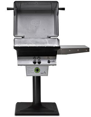pedestal grills