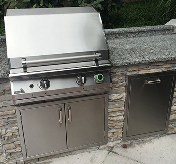 Article : It's Time to Remodel Your Patio With a Built-In Grill