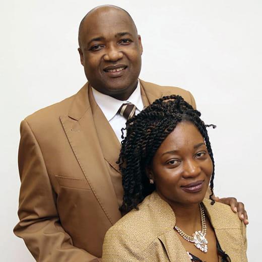Pastors Nkhosana & Angela Chongo
