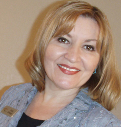Lucia Arbaugh