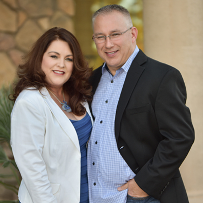 Patricia Stricklin & Edward Schossow
