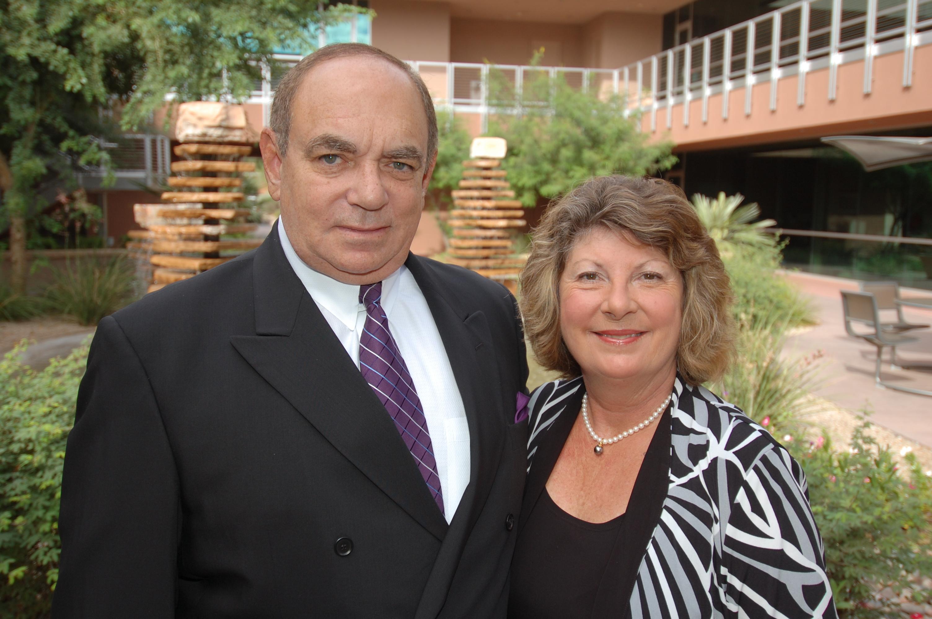 Gloria & Ted MacKay