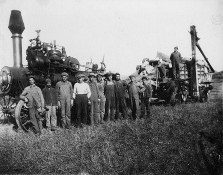History of the Tractor: From Hay-Powered Horses to Gas-Powered Tractors