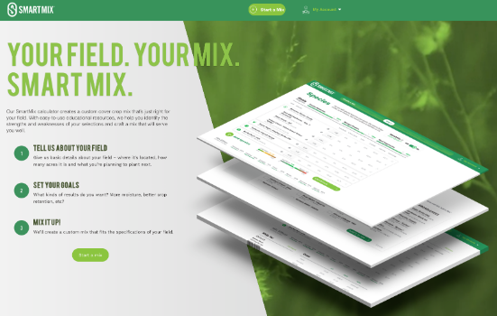 How to Use the SmartMix Calculator to Create the Perfect Cover Crop Mix