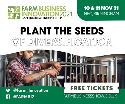 """Farm Business Innovation Show - Safely Returning to """"Normality"""""""