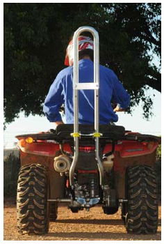 ATV Safety Device
