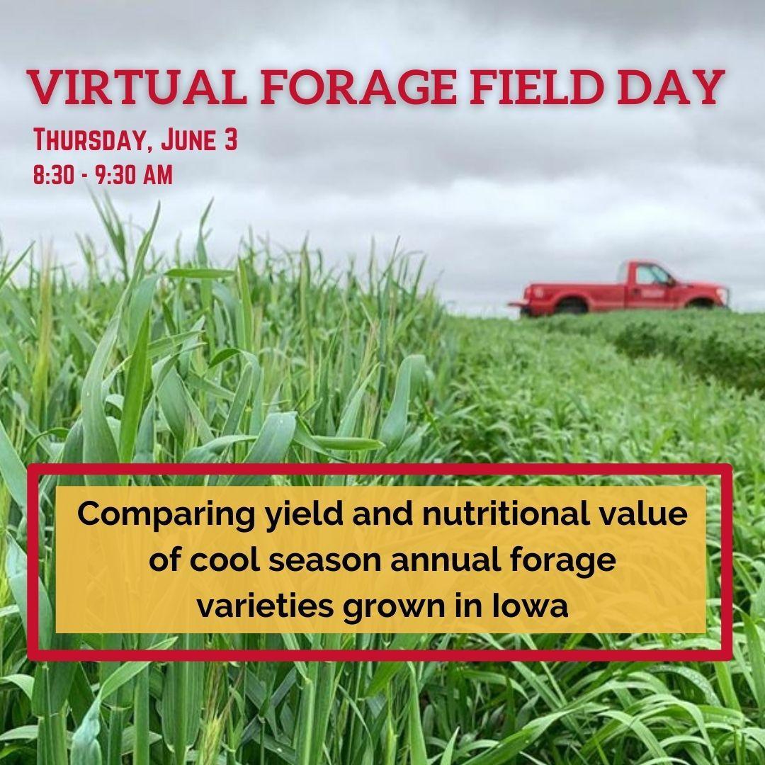 Virtual Forage Field Day