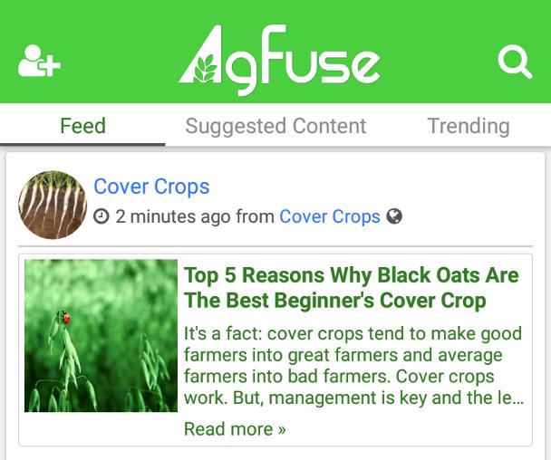 AgFuse App