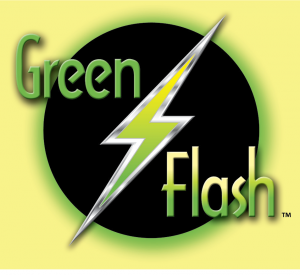 Green Flash logo.agxplore
