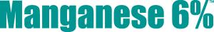Manganese 6% logo