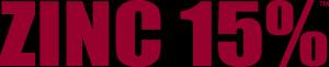 ZInc 15% logo