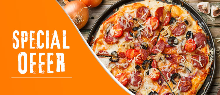 Special offer from Dada Zayed Pizza - Sheikh Zayed