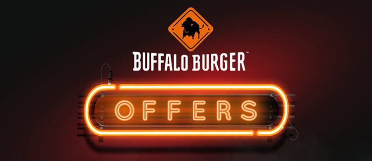2 Plus Offer From Buffalo Burger