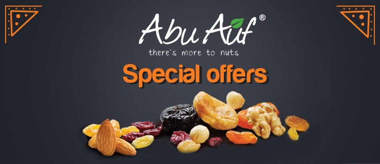 Special Offers From Abu Auf