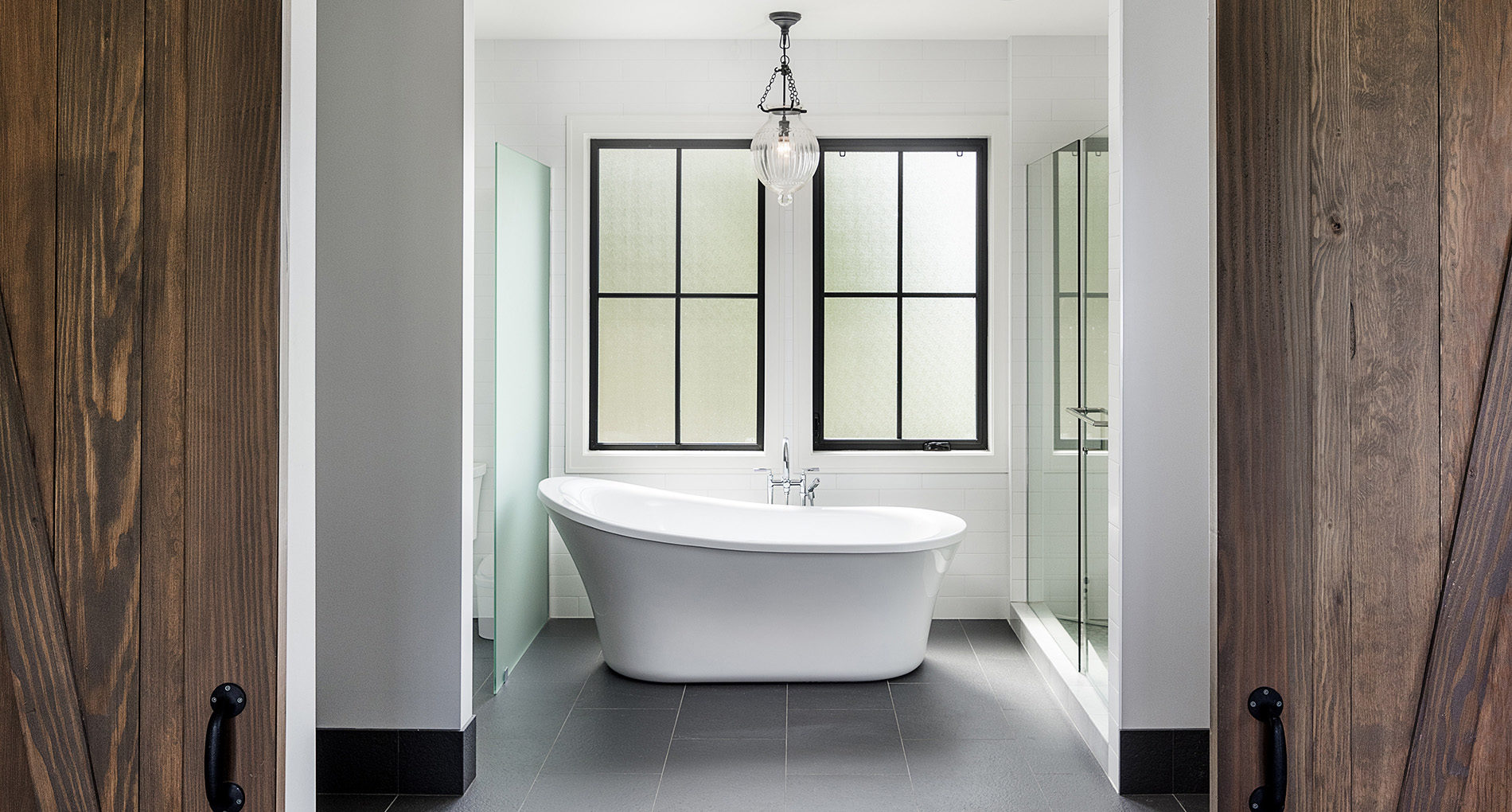 Adams Road Bathroom
