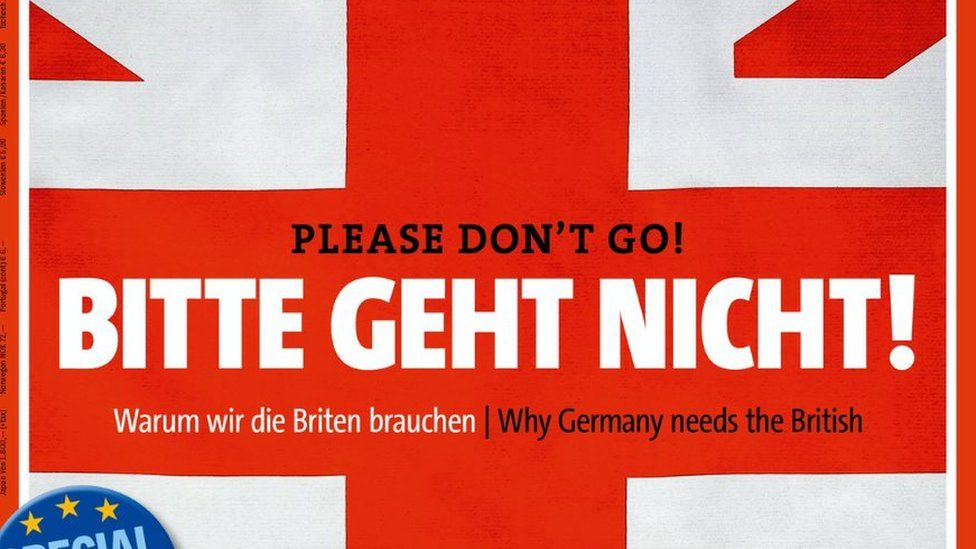 Upcoming Brexit: Why Germany does not want Britain to leave and how intra-european sales are going to be affected!