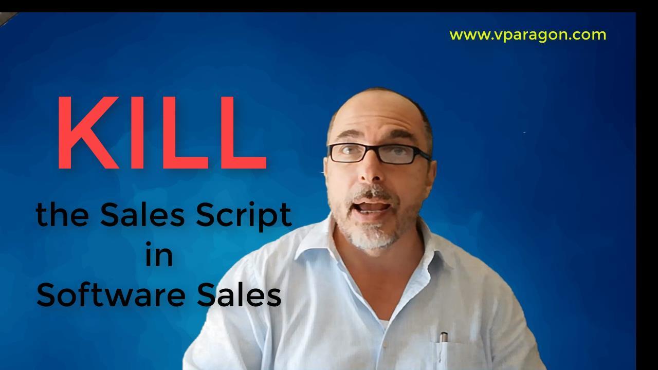 Software Sales and Sales Script