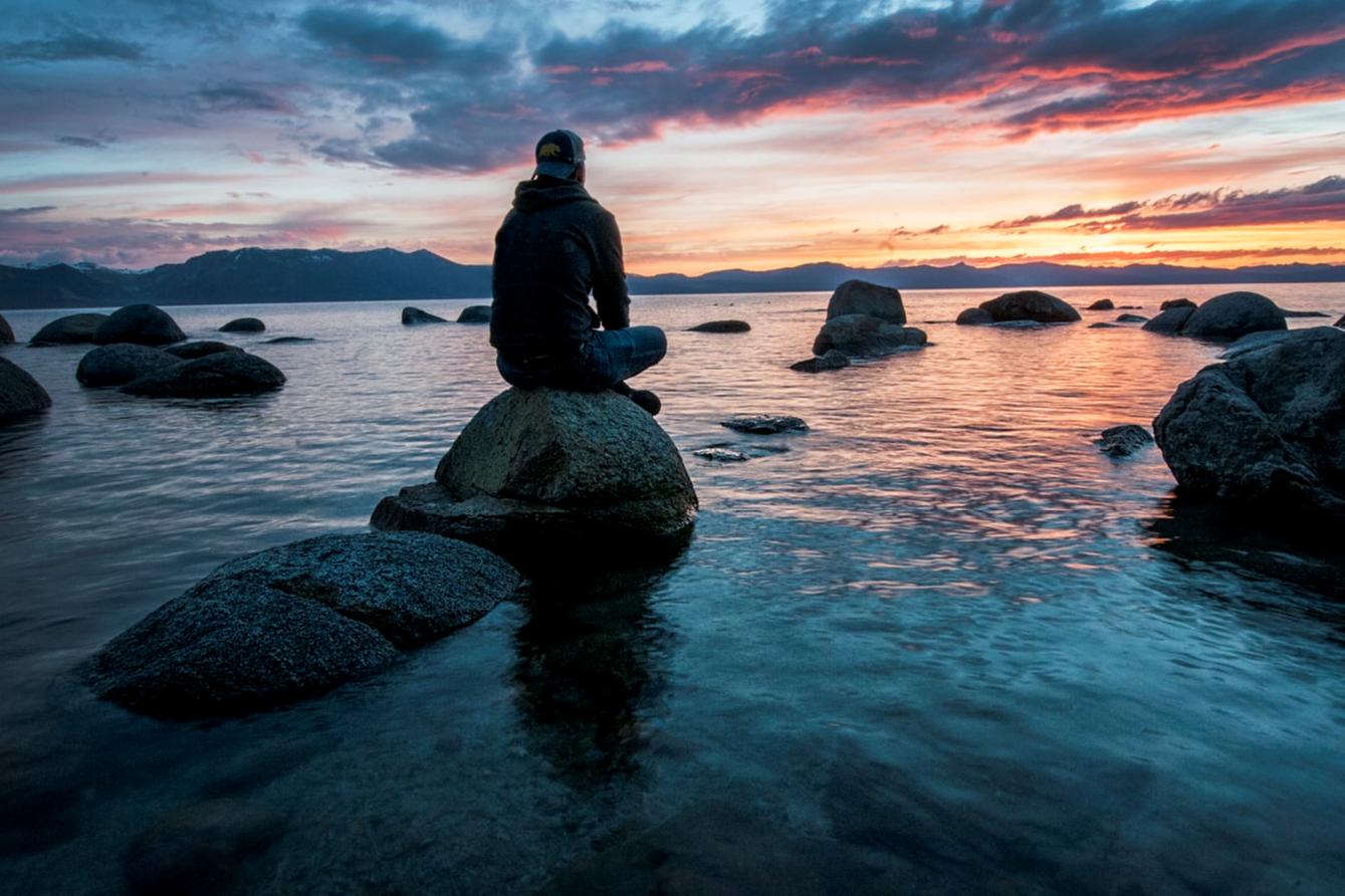 Cómo la meditación me ayudó a convertirme en un mejor vendedor.