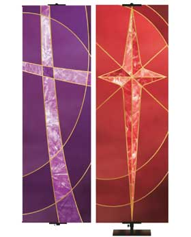 Liturgical Colors Church Banners