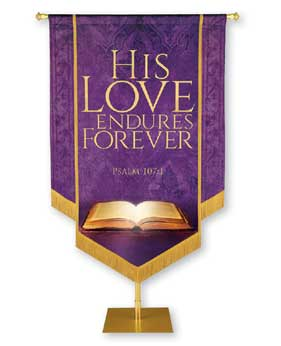 Holy Scriptures Banner Kits