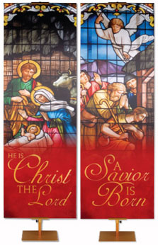 Stained Glass Christmas Collection