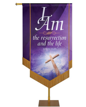The I Am Collection - Embellished Banners