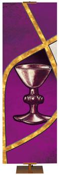 Sacred Christian Symbols Banners
