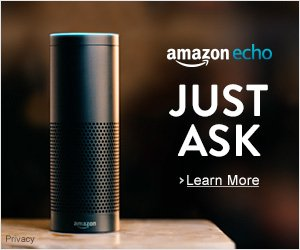 Go to Amazon Echo!