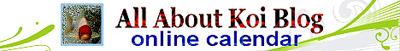 Online Calendar Banner