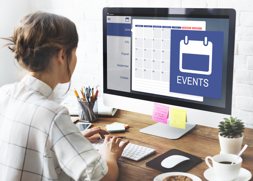 Planning workplace event
