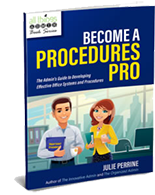 Become a Procedures Pro Book
