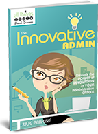 The Innovative Admin Book