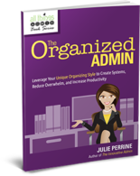 The Organized Admin Book