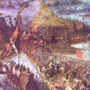 The fall of tenochtitlan to Tenochtitlan · Montezuma
