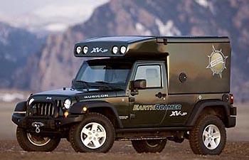 earth roamer xv-jp off road vehicle