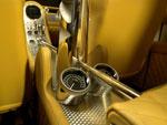 spyker D12 Peking to Paris Super Sports Utility Vehicle interior guages
