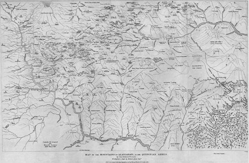 Guzman's Treasure Map